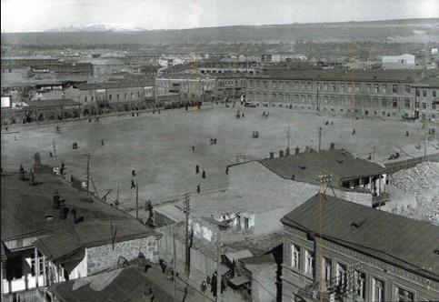 Таким был Ереван до 1920х годов