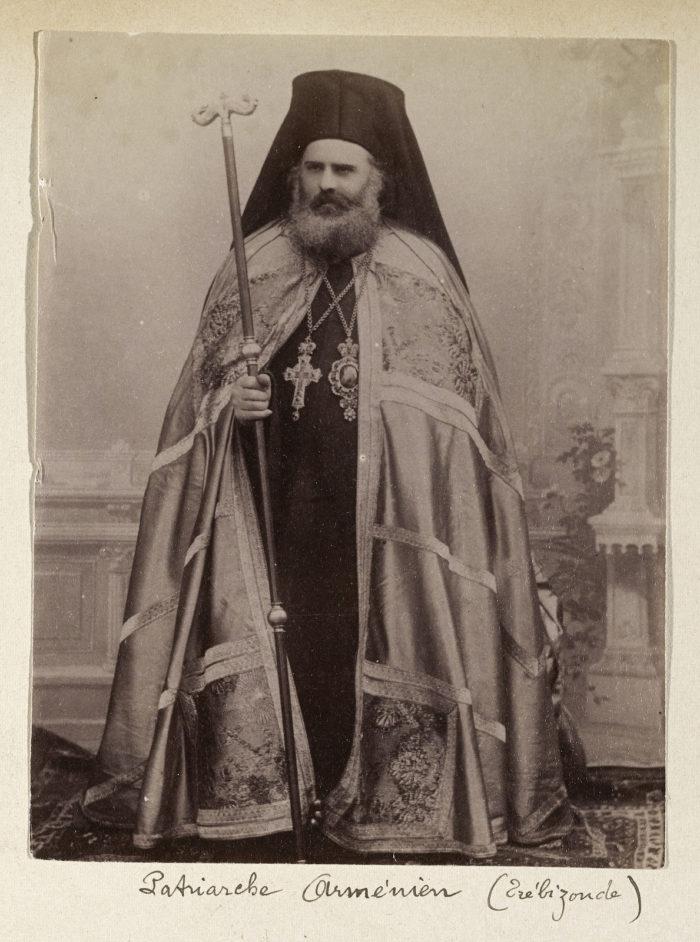 Армянский Патриарх, 1880г. Лос Анжелес, Исследовательский Институт имени Гетти.jpg