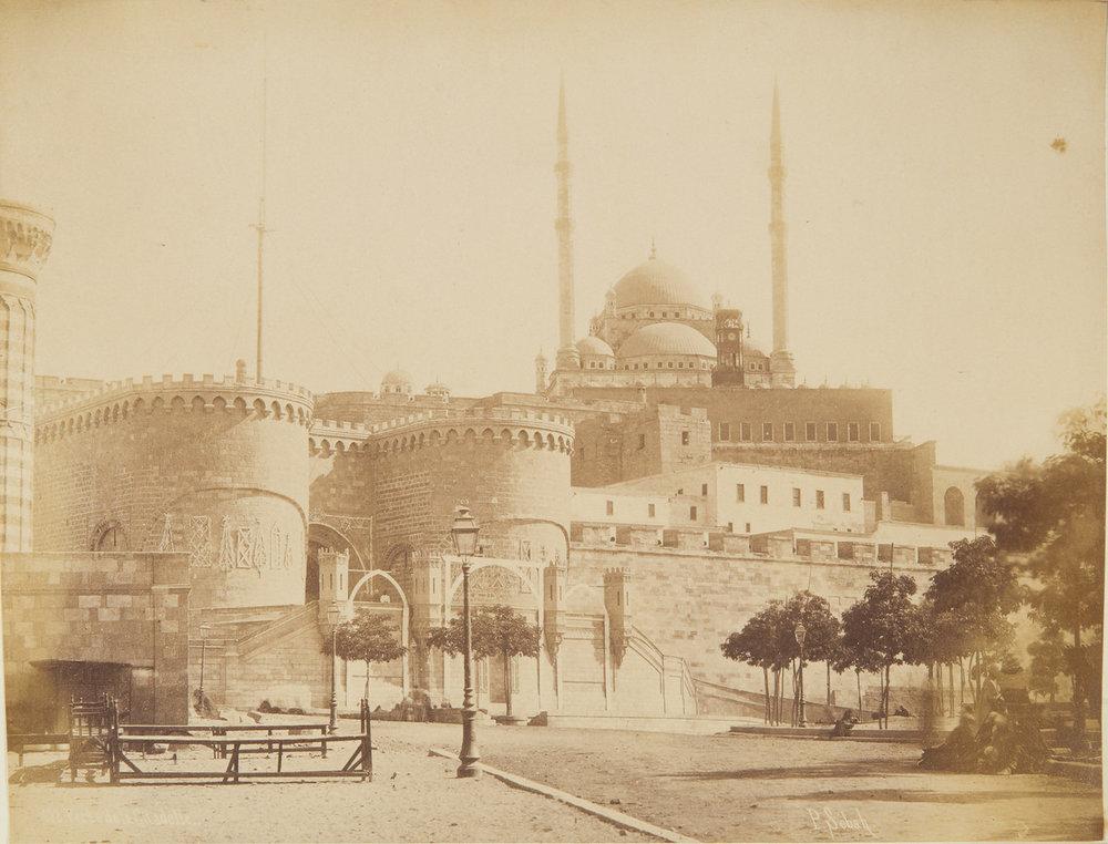 Каир. Ворота цитадели. 1873-1882.jpg