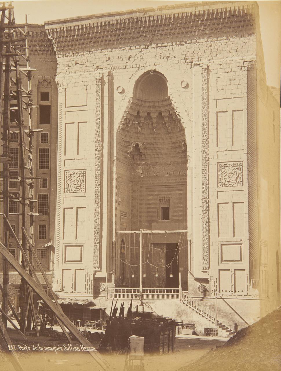 Мечеть султана Хасана в Каире.jpg