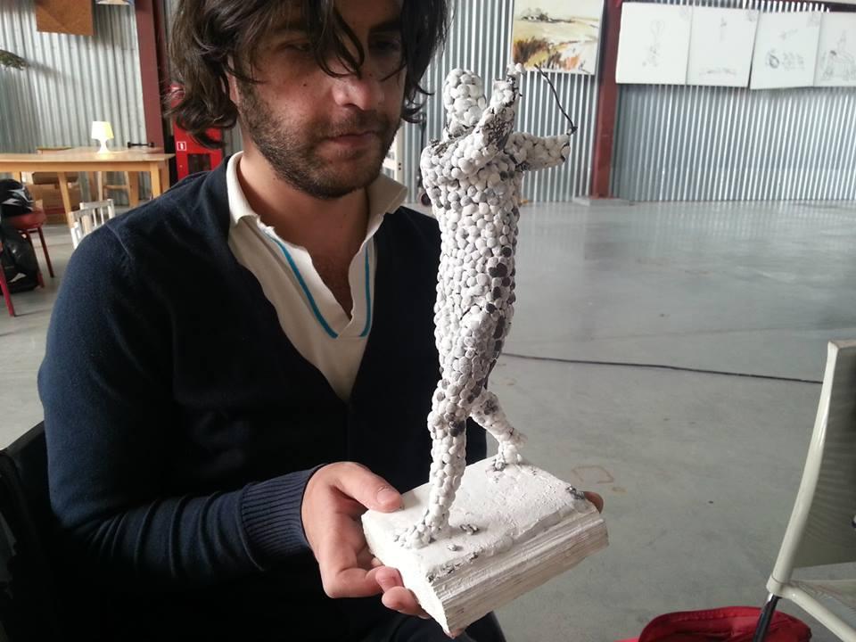 Гурген. Скульптурные экзерсисы.