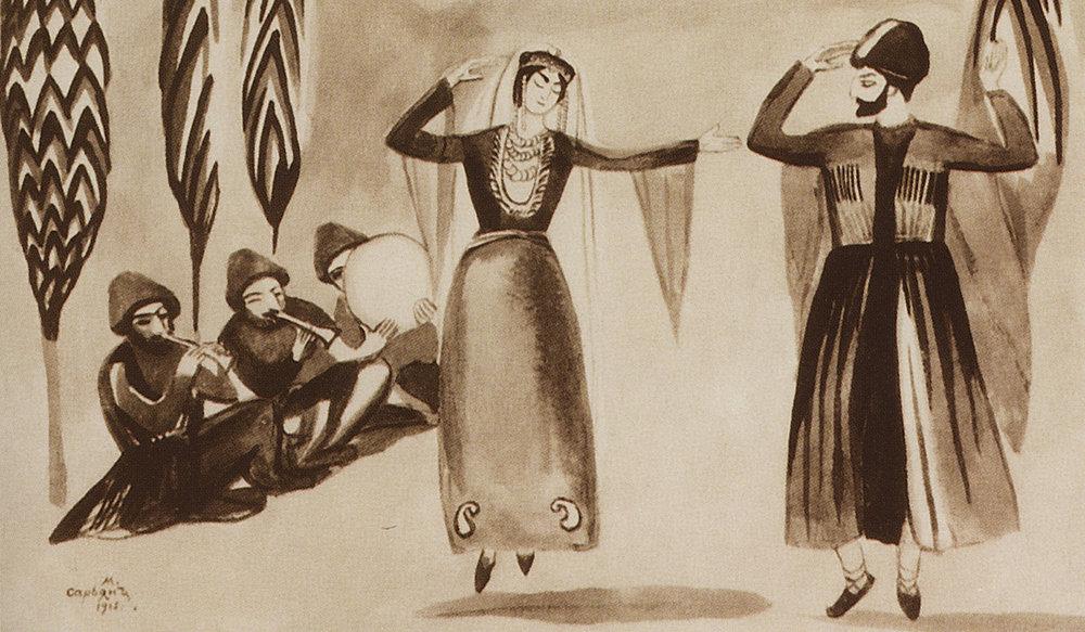 Древняя и средневековая музыка в историческом контексте - История армянской монодической музыки насчитывает свыше трех тысячелетий. Образование ее основ происходило параллельно с формированием национального языка.