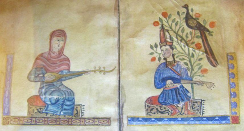 Народная музыка. Жанры - Коренная, основополагающая ветвь армянской музыки — крестьянская песня, включает в себя многообразные жанры.