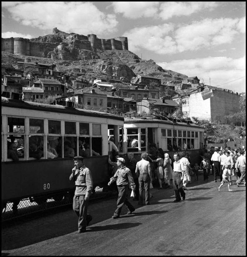 Советская Грузия. Фото Кетавена Калатозишвили www. qetevan.livejournal.com