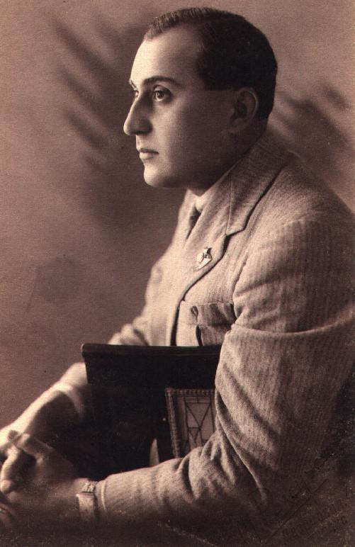 Амо Бек-Назаров