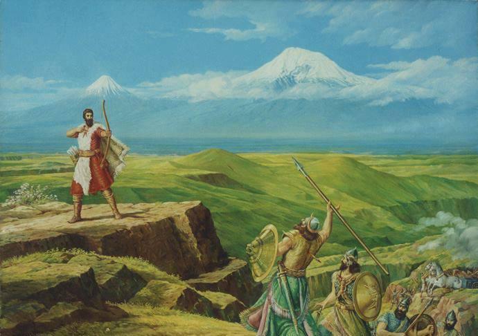 Как Навасард стал Днем национальной идентичности в Армении ...