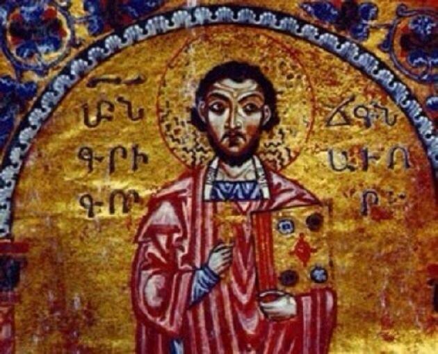 Григор Нарекаци (около 951 — 1003) — армянский поэт, философ и богослов, представитель раннеармянского Возрождения. Католической церковью считается одним из тридцати шести «Учителей церкви».