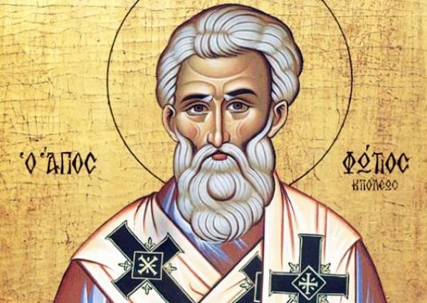 Будущий патриарх Константинополя Фотий оставил нам свой знаменитый «Мирабиблион»- краткий пересказ почти 300 произведений античных авторов