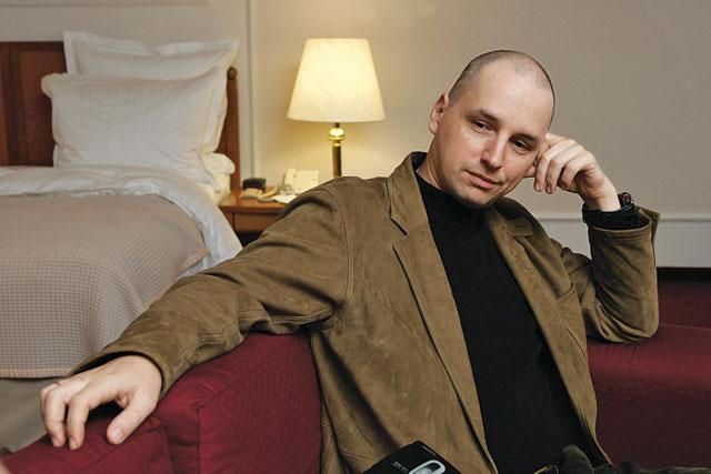 Писатель Ник Перумов