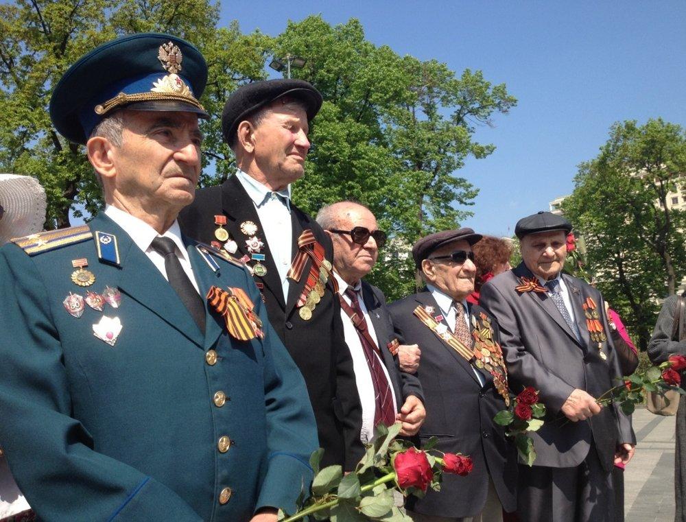 Армяне - ветераны Великой Отечественной войны