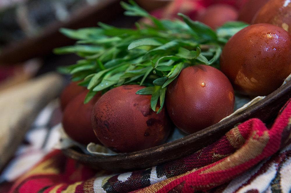 В армянскую Пасху ни один стол не обходится без тархуна