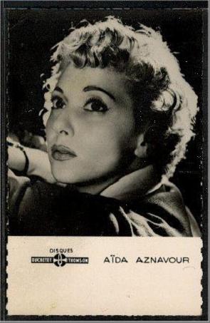 Аида Азнавур-Гарваренц