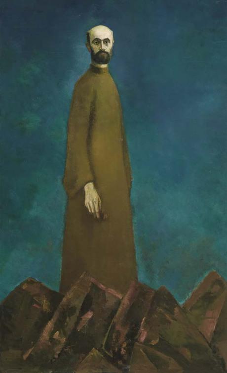 """Арам Давтян, """"Аравот лусо. Комиатс"""" 1978"""