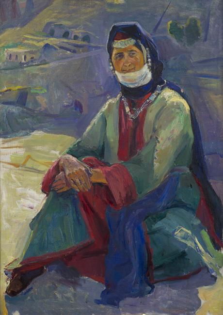 "Арпеник Налбандян, ""Зангезурка"", 1962"
