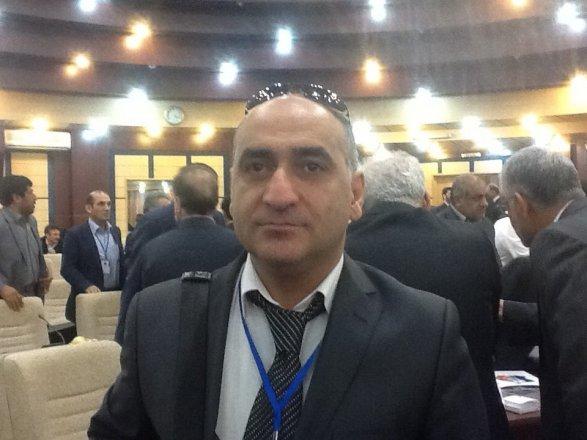 «Слабая Россия - нулевая Армения», - заявил Погосян.