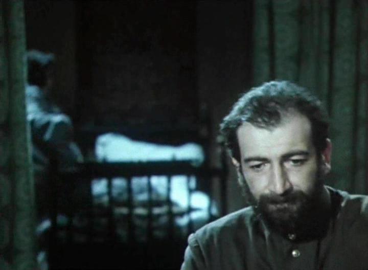 """Кадр из фильма """"Председатель ревкома"""" (1974). В главной роли -Карен Джангирян"""