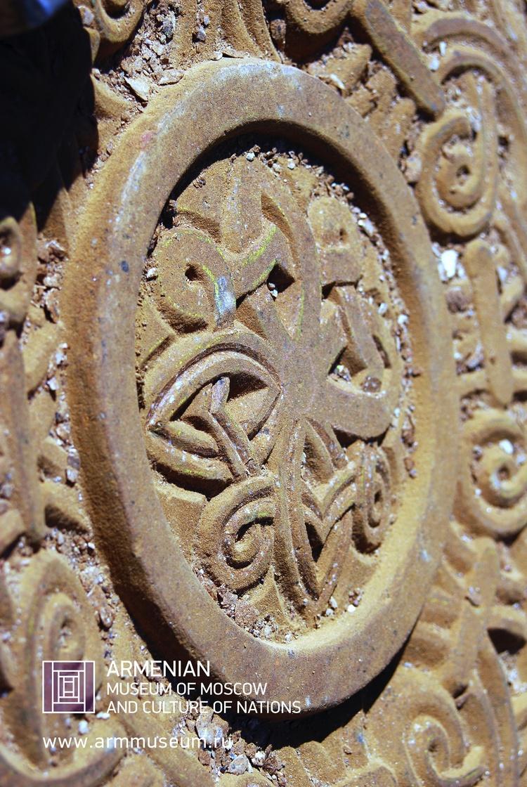 ....  Рождение орнамента  ..  The birth of ornament  ..  Գեղանկարի ծնունդ  ....