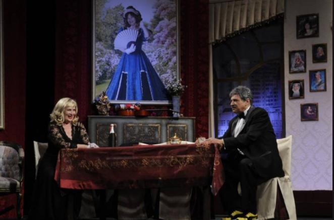 В Азербайджанском Государственном Русском драматическом театре имени Самеда Вургуна играют русскую классику