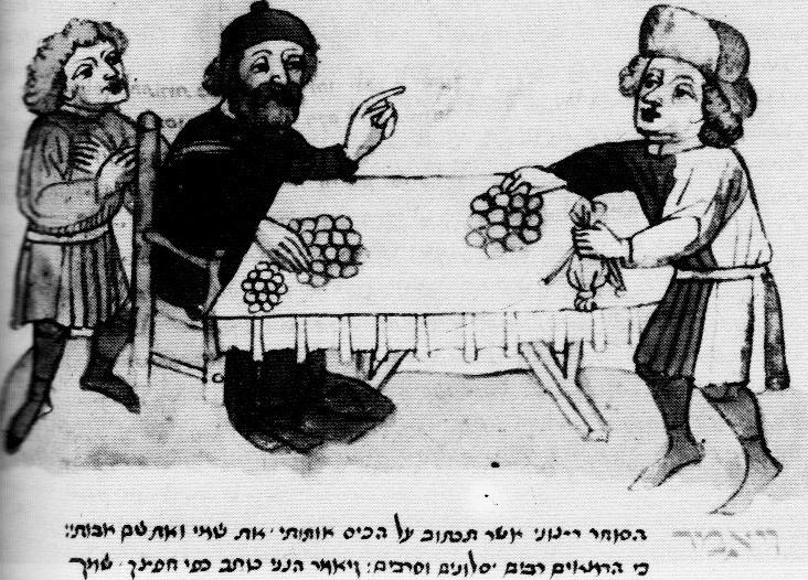 Еврейские купцы. фотоonline-books.openu.ac.i