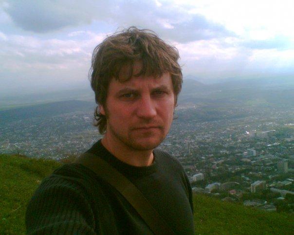 Павел Ольшанский. Пятигорск, 2008