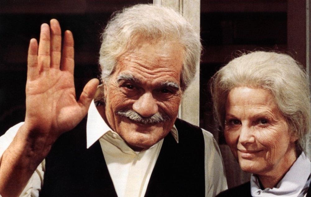 """Кадр из фильма """"Майрик""""французскогорежиссёра армянского происхождения Анри Вернёя."""