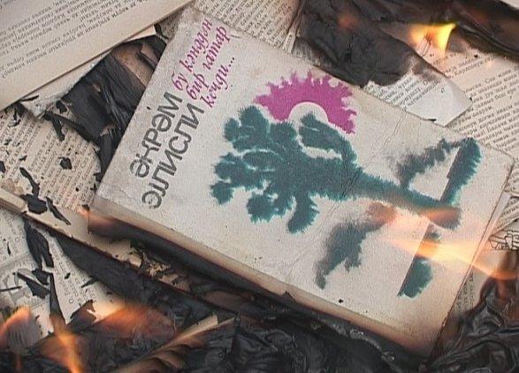 """Роман-реквием азербайджанского писателя АкрамаАйлисли """"Каменные сны"""" не слишком востребован сегодняшним азербайджанским обществом"""