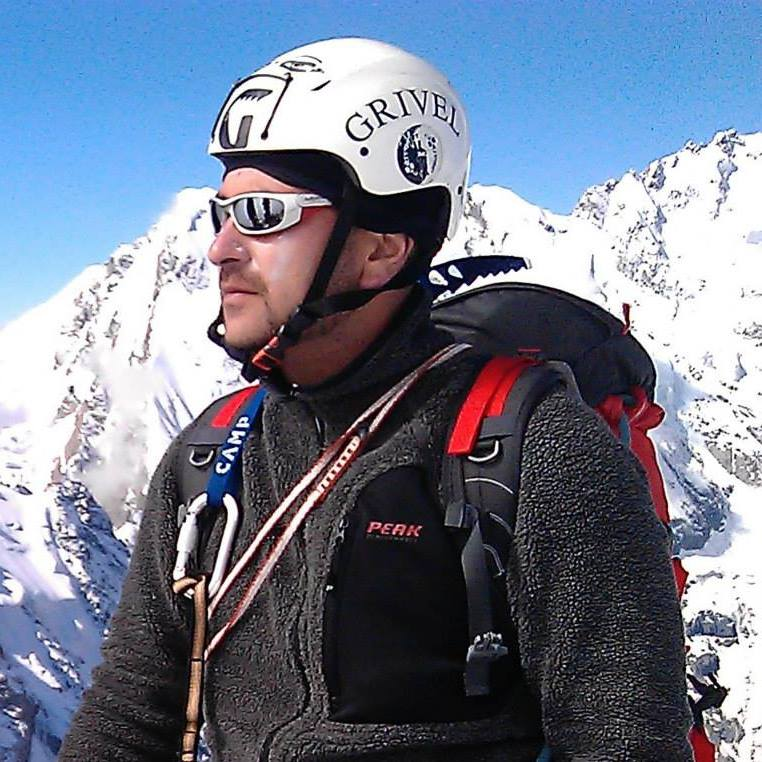 Вице-президент вФедерация альпинизма и горного туризмаАрмении Антуан Ананян