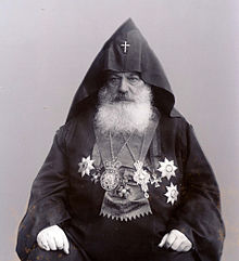 Геворг V Суренянц Тпхисеци,Католикос Всех Армян в 1912–1930 годах