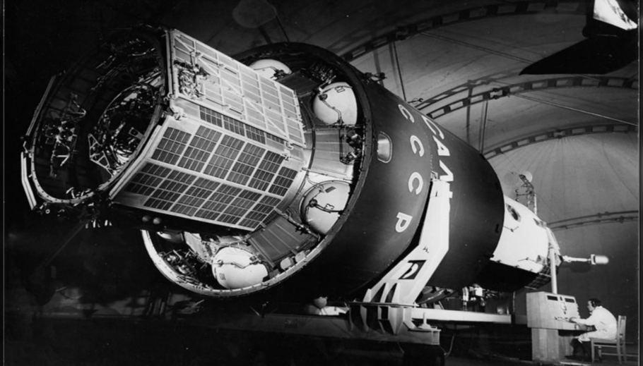 Ракетная обсерватория. фото предоставлено пресс-службой Музея космонавтики