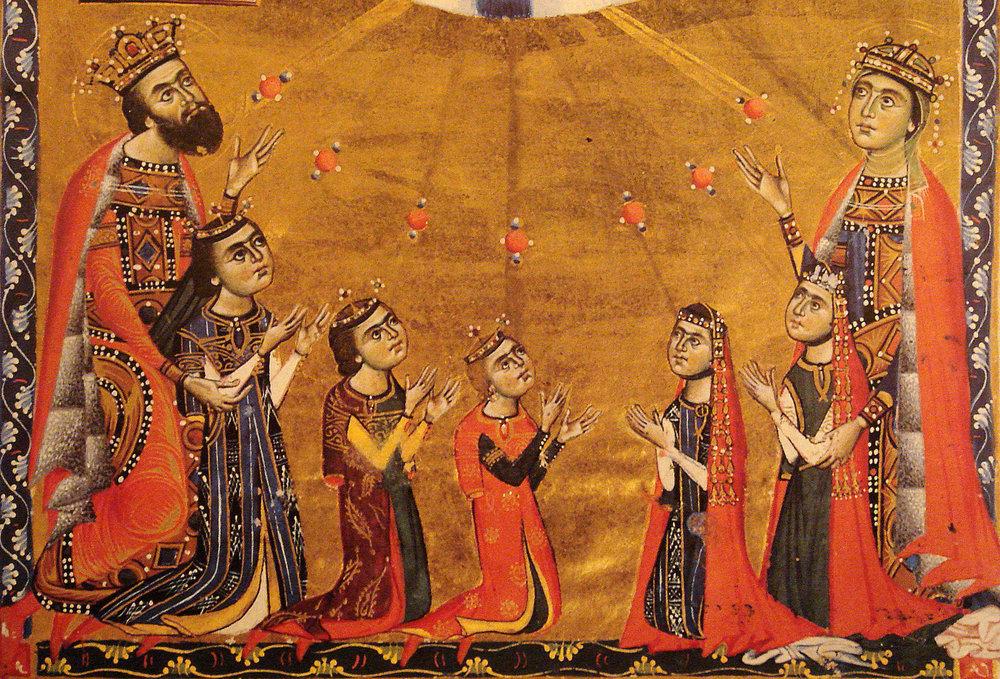 Евангелие царицы Керан