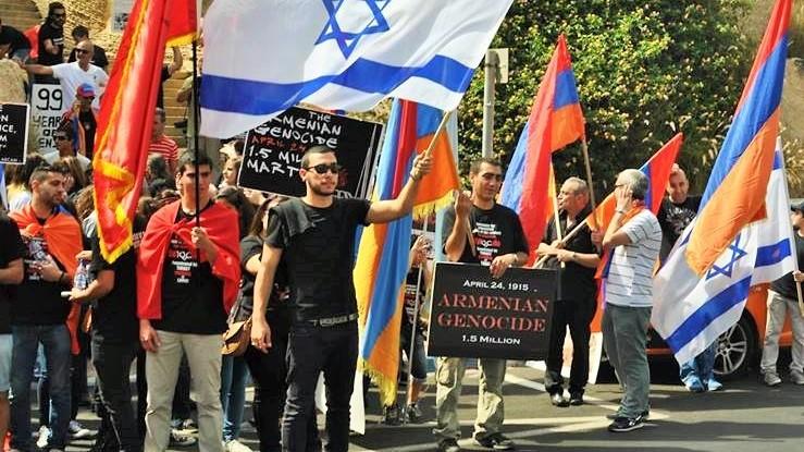 Особую роль армяно-еврейские отношения могут сыграть в умиротворении Ближнего Востока и конструировании новой реальности в регионе.фотоwriteopinions.com