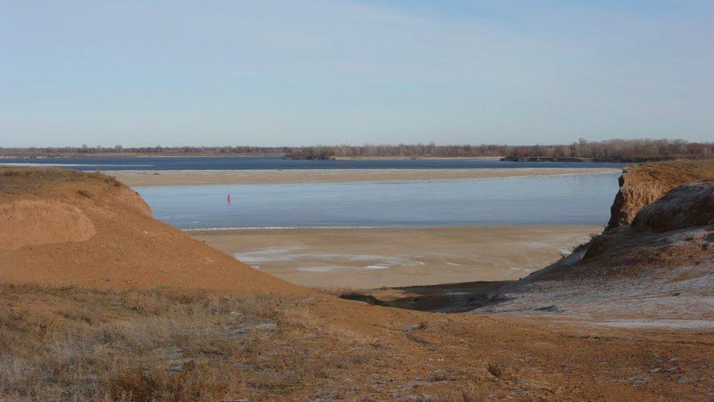 Так умиротворенно и поэтично сегодня выглядит Волга близ Ветлянки. То, что увидел здесь Лорис в 1879 году, поистине ужасало даже храброго офицера, прошедшего несколько войн