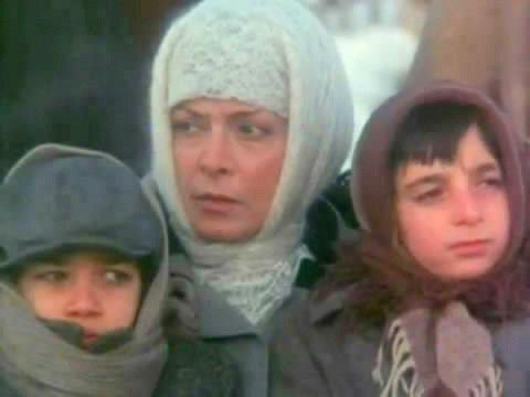 Кадр из фильма «Вознесение». В главной роли — Лаура Геворкян