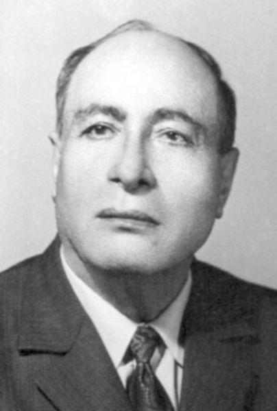 Аветик Игнатьевич Бурназян