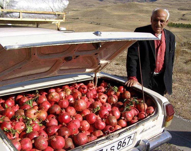 Праздник урожая в Армении. фотоluvarmenia.tumblr.com