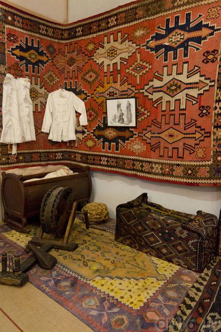 Фрагмент интерьера армянского дома. фотоart16.ru