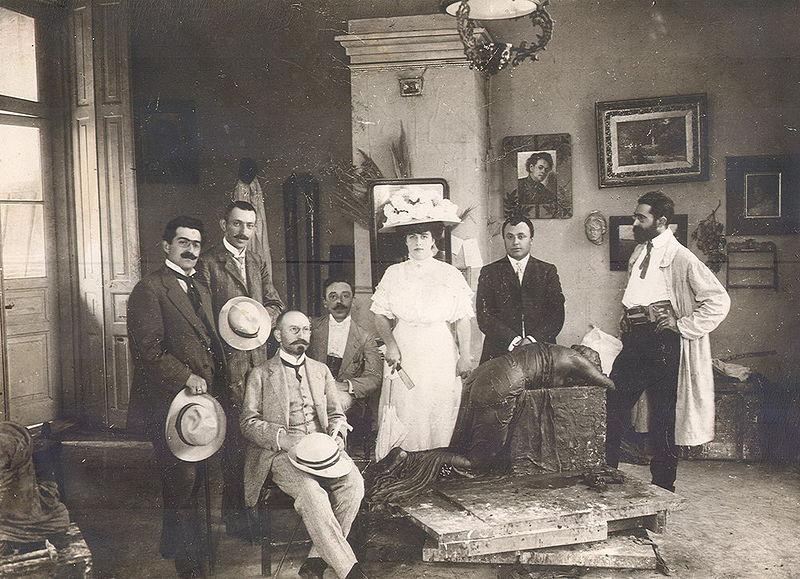 Ялтинский гостеприимный дом, на улице Екатерининская, где с 1901 по 1924 годы жил композитор, становится колыбелью музыкальной жизни, очагом подлинной духовности, это был насыщенный и плодотворный период расцвета таланта композитора. фото barev.today