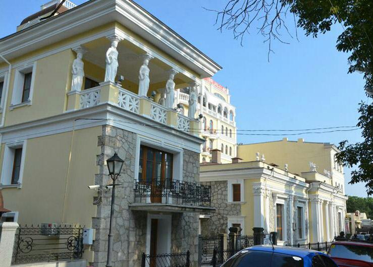 Дом Спендиарова в Ялте