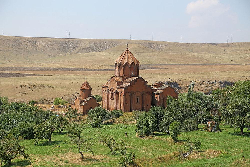 Мармашен - монастырь в Армении, в марзе Ширакскойобласти, в родных местах Константина Ерзнкаци