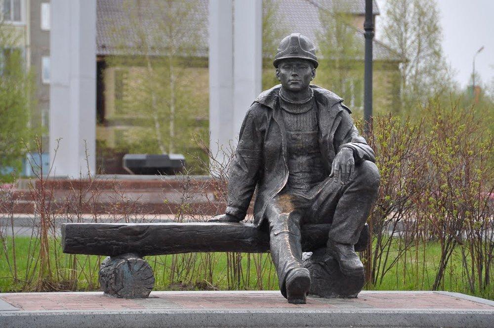 """""""После работы"""" (Андрей Ковальчук) фото panoramio.com"""
