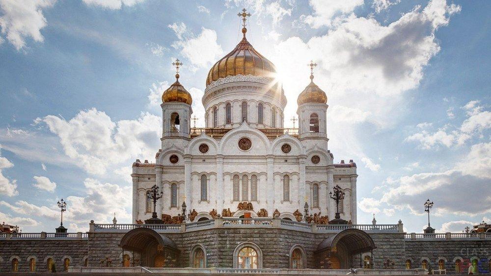 Храм Христа Спасителя. фото classpic.ru