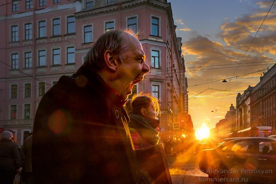 В мире зевотных. фото Александра Петросяна (Санкт-Петербург)