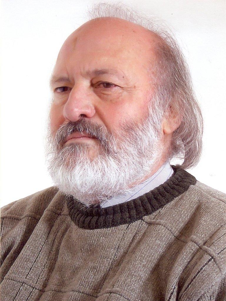 Писатель Ваган Сагателян.