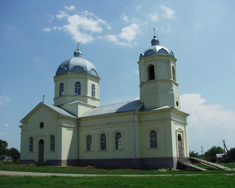 Церковь Сурб Аствацацин (Пресвятой Богородицы)