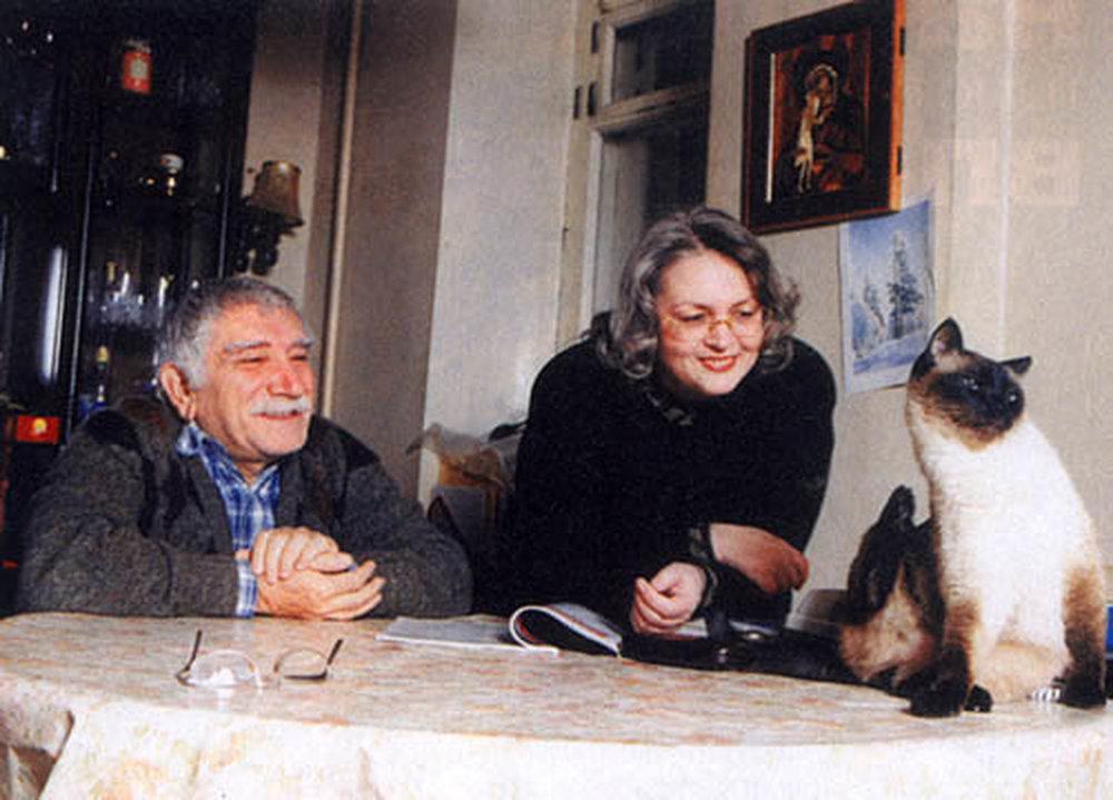 Армен Джигарханян и его экс-супруга Татьяна Власова. Фото i41.woman.ru
