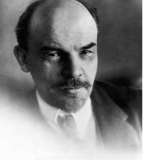 Ленин в 1922-ом. За 2 года до смерти. Фото Моисея Наппельбаума