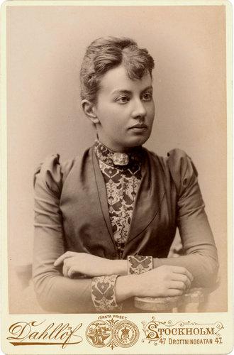 Софья Ковалевская. Стокгольм. 1880 год