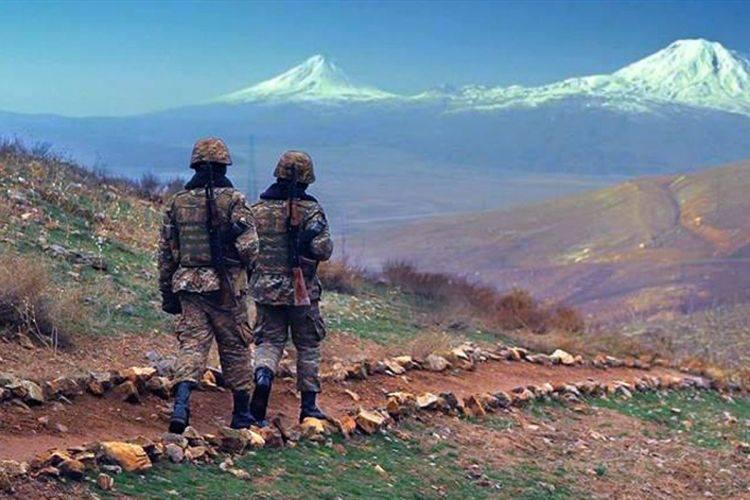 Родина армян начинается там, где стоит сапог армянского солдата.