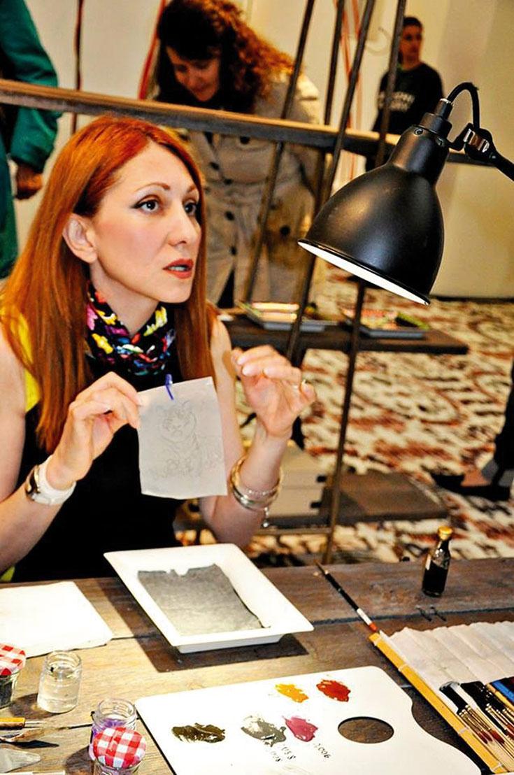Кристина Мкртчян. фотоdesigndeluxegroup.com