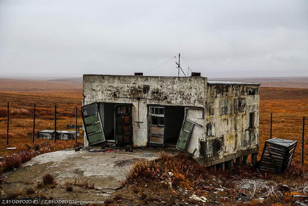 Уничтожение промышленной и социальной инфраструктуры Чукотки. Фотоaleksei-44.livejournal.com